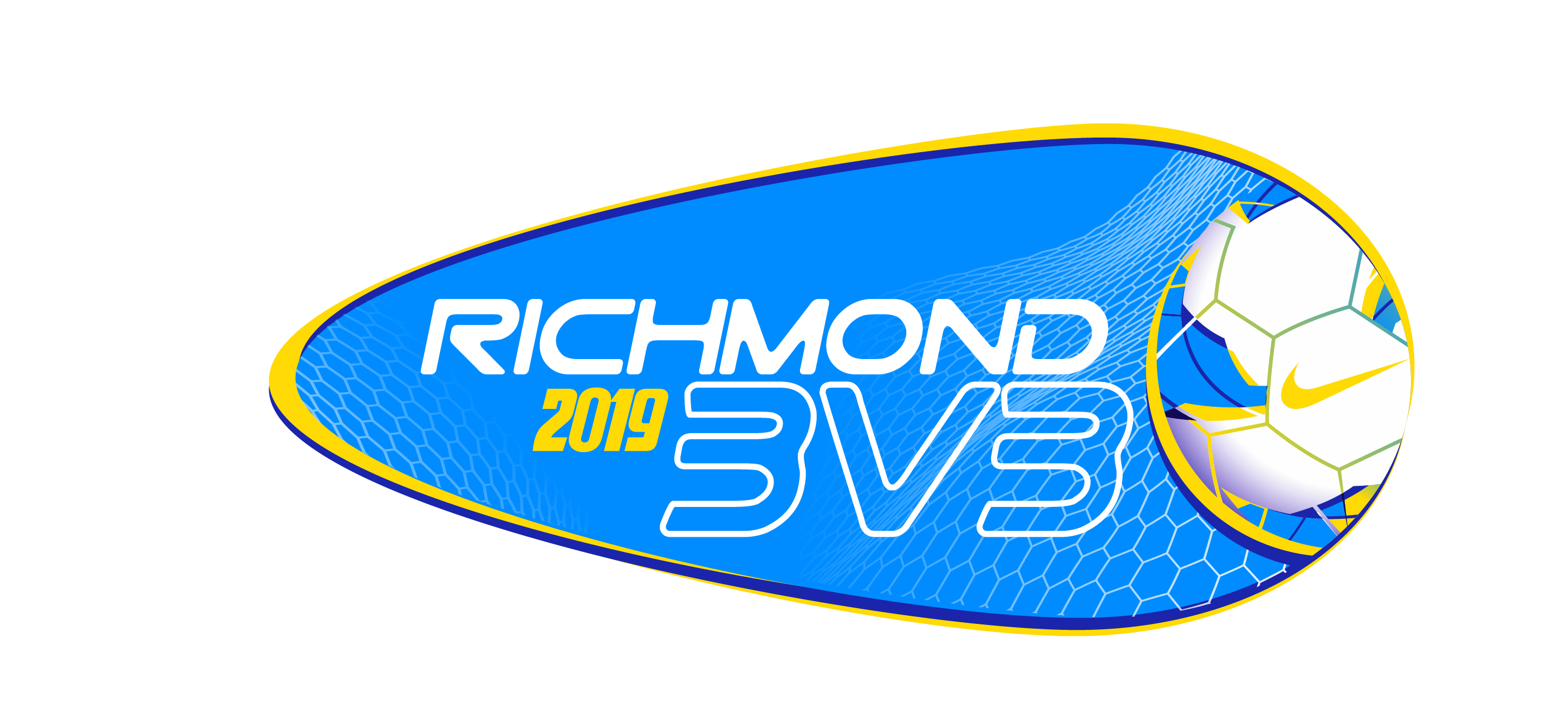 2019 Richmond 3v3 Logo Revealed!